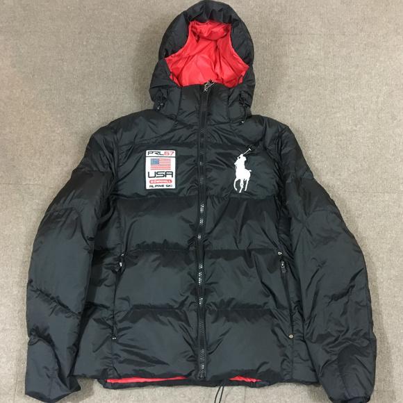 Ralph 67 Jacket Polo Lauren Prl Ski Usa Alpine iukZXP